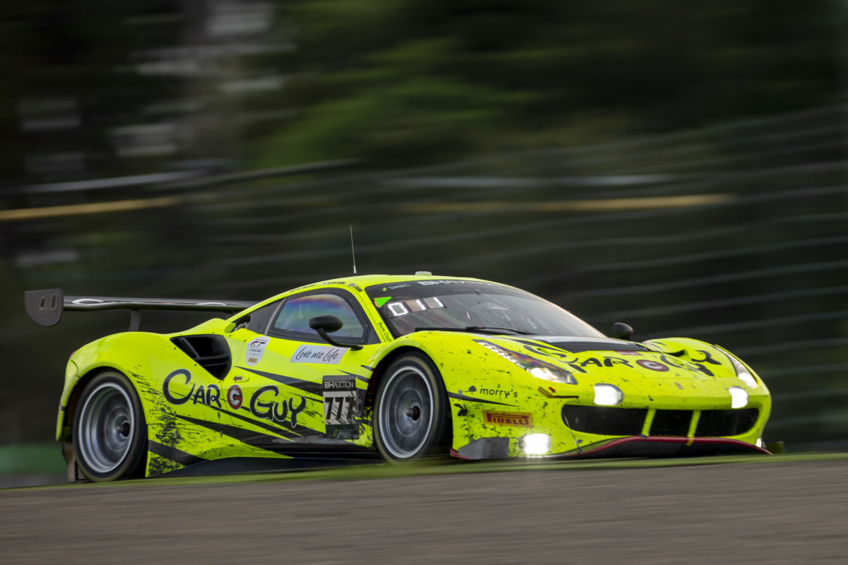 10 Ore di Suzuka difficile per le Ferrari