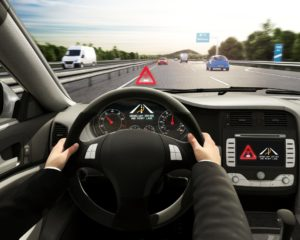Wrong-way driver warning di Bosch attivo anche in Italia