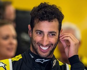 Daniel Ricciardo: il giusto mix di passione e controllo