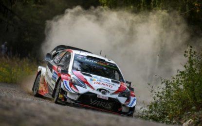 Finlandia: nuova vittoria per Tänak e Toyota Yaris WRC