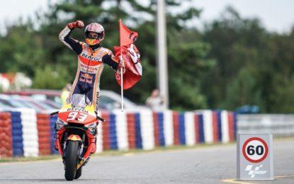 Brno: Dovizioso e Miller scudieri di Marquez che arriva a quota 50