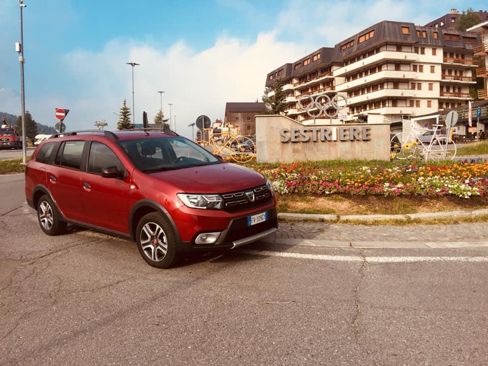 Dacia Logan MCV TECHROAD
