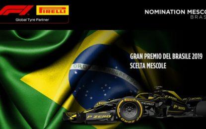 Pirelli: le mescole per Messico, USA e Brasile 2019