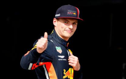 Max Verstappen: la ciliegina che mancava…