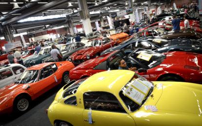 Modena Motor Gallery 2019 tra passato e futuro