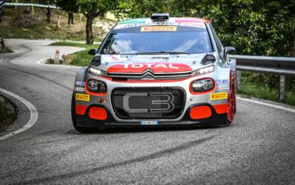 La Citroën C3 R5 di Rossetti-Mori vince il Rally del Friuli