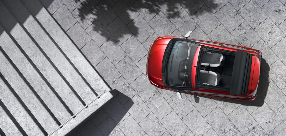 Citroën C1 Urban Ride: l'energia dell'estate tutto l'anno