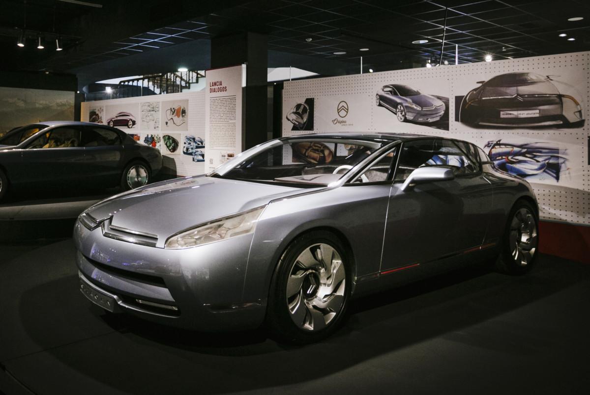 Al MAUTO la Citroën C-Airdream
