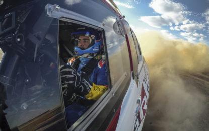 Alonso: un occhio alla Dakar con Toyota. Per ora test, poi si vedrà