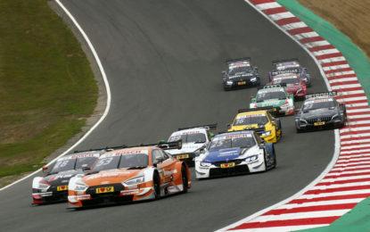 DTM: a Brands Hatch il sesto round della stagione