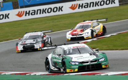 DTM: Wittmann vince Gara 1 a Brands Hatch