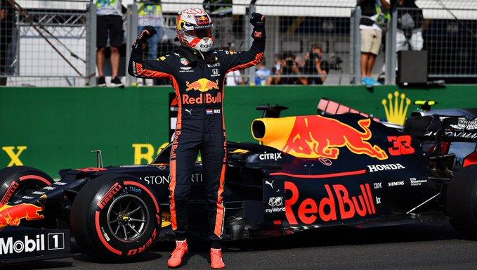 Verstappen: finalmente è pole! Davanti a Bottas e Hamilton. Poi le Ferrari