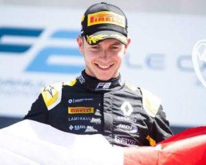 Formula 2 introduce l'Anthoine Hubert Award