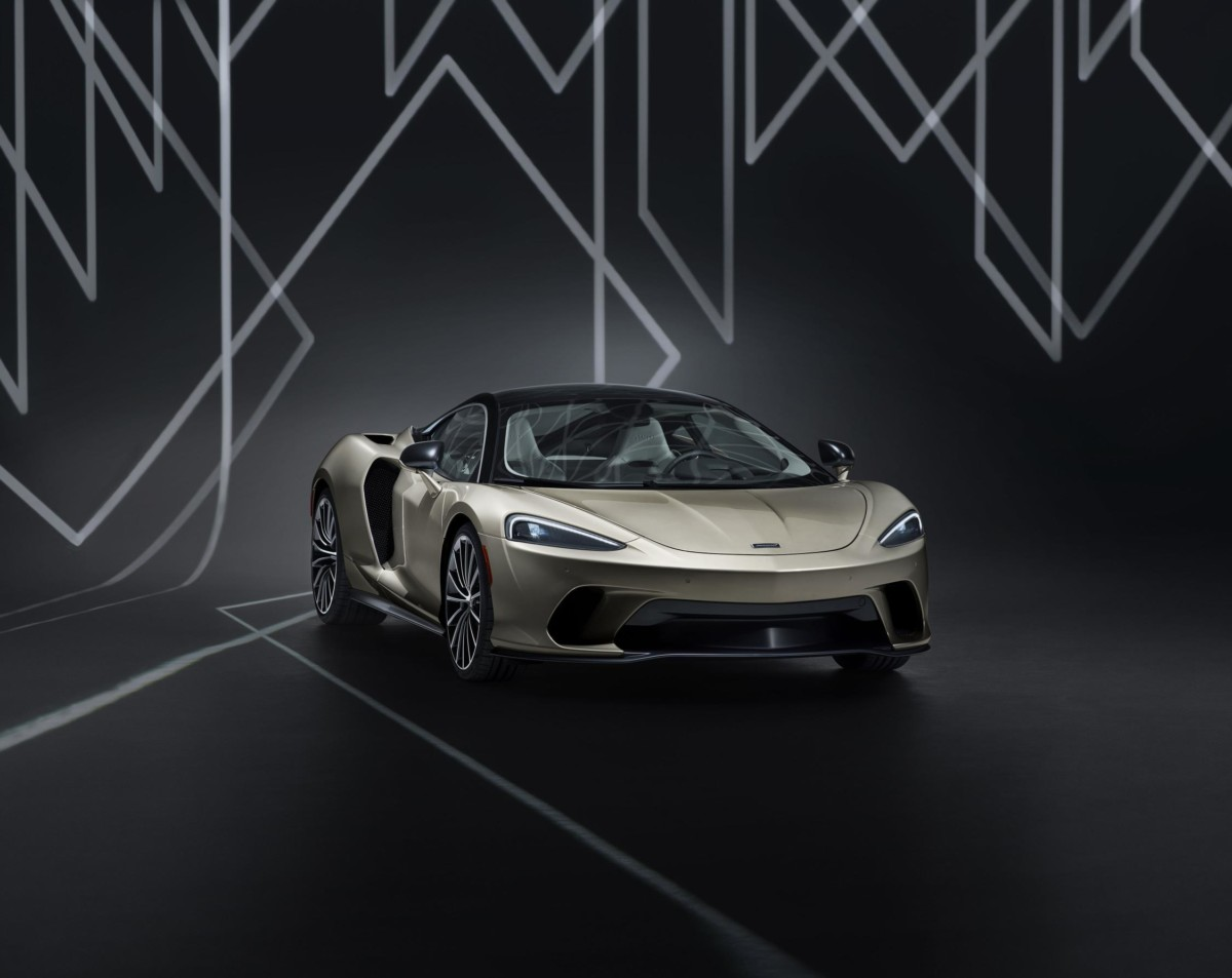 La nuova McLAREN GT by MSO a Pebble Beach