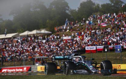 Hungaroring: Hamilton-Verstappen che show! Vettel a podio ma che distacco…