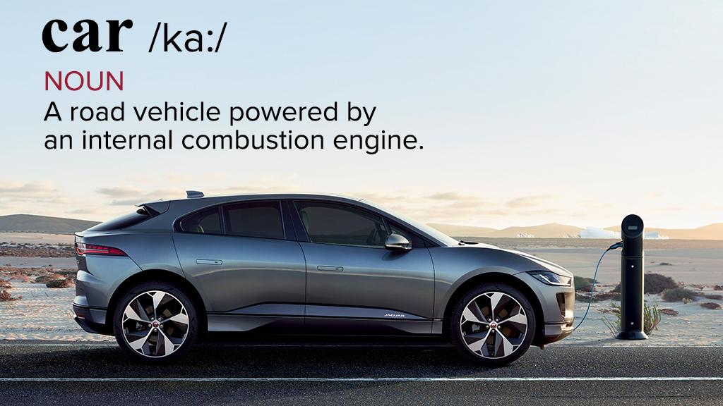 """Jaguar chiede di cambiare la definizione della parola """"automobile"""""""