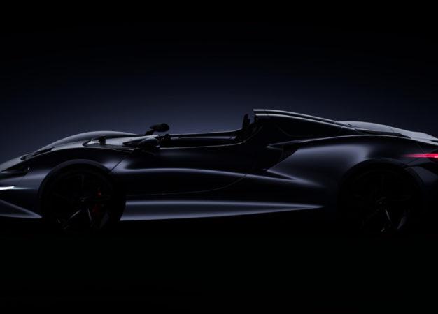 McLaren: un nuovo modello nella gamma Ultimate Series