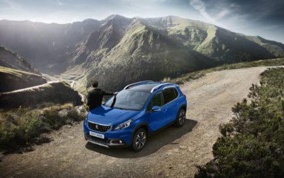 Peugeot 2008: nuove versioni con PureTech turbo