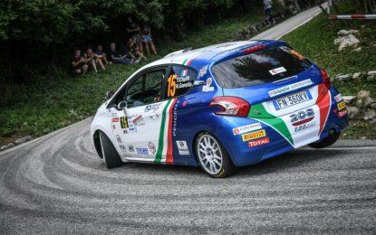 Ciuffi e Peugeot 208 vincono anche in Friuli
