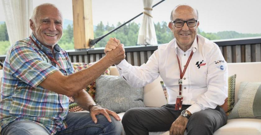 La MotoGP in Austria fino al 2025