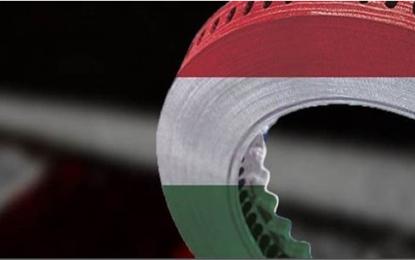 L'impegno degli impianti frenanti all'Hungaroring 2019
