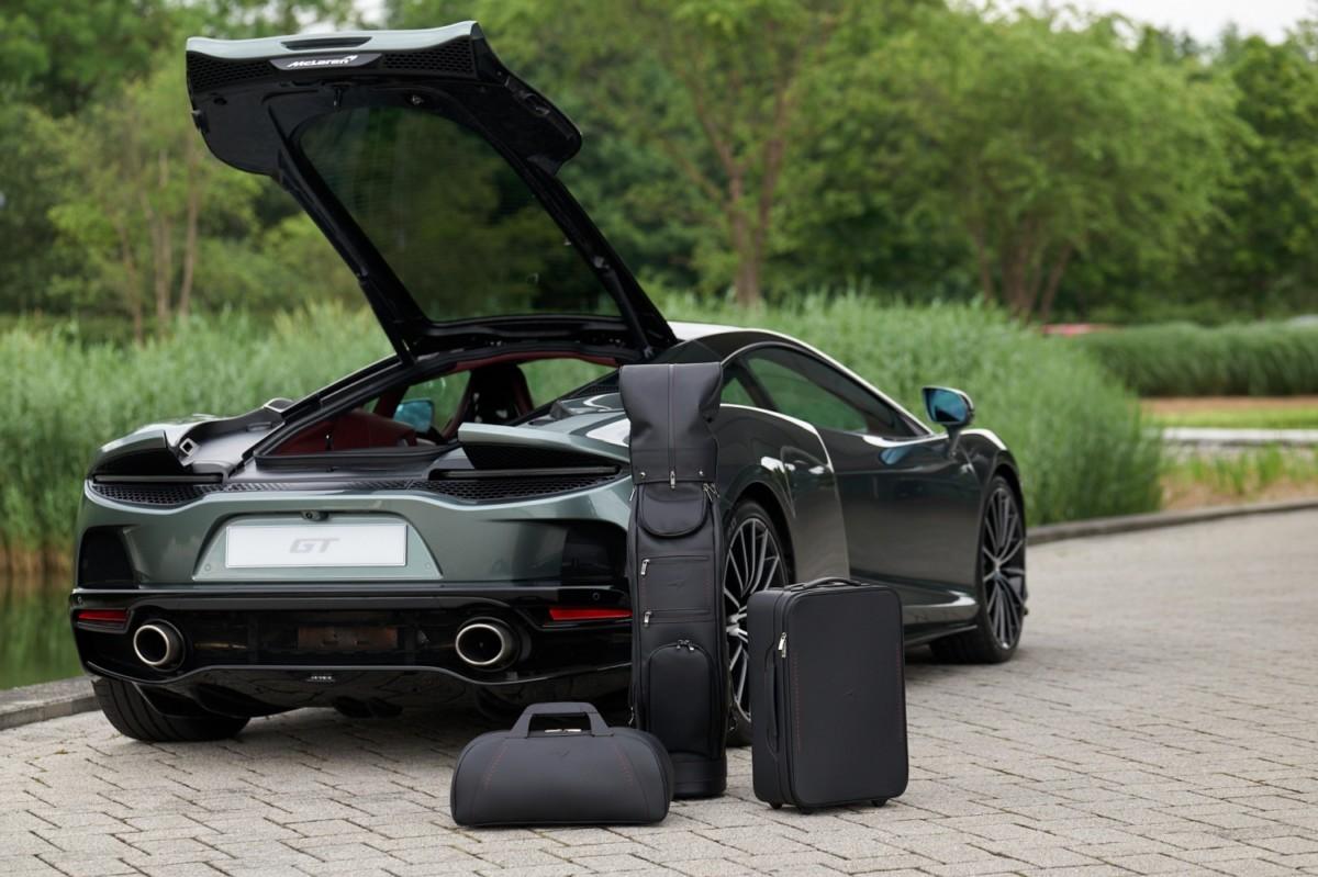Volete una McLaren GT? Mica potete fare i barboni e mettere
