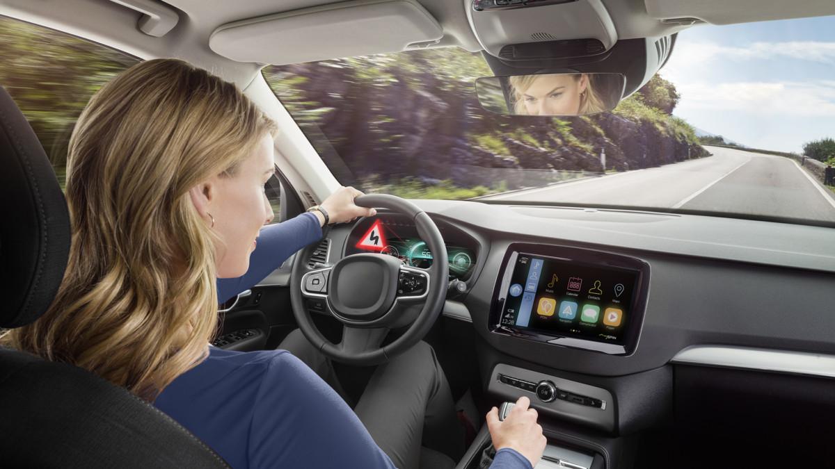 Bosch e i display 3D nei veicoli