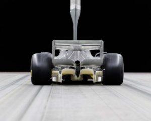 Prime immagini della Formula 1 2021 in galleria del vento