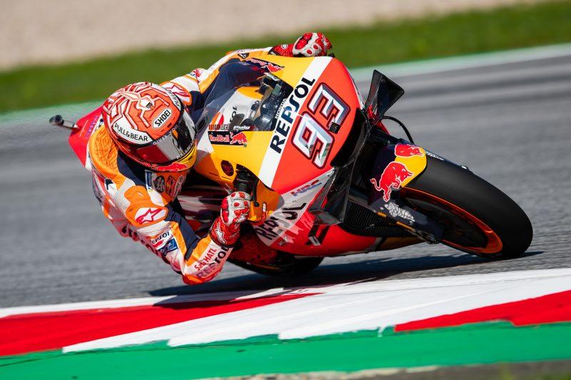 MotoGP: l'impegno degli impianti frenanti in Austria 2019
