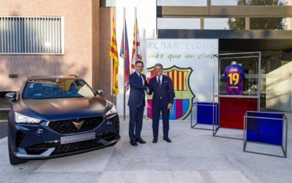 CUPRA e FC Barcelona: una partnership speciale