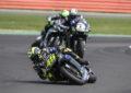 Valentino Rossi lascia Silverstone deluso dal 4° posto