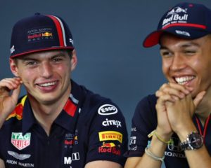 Dal Belgio, Albon al fianco di Verstappen. Gasly in Toro Rosso