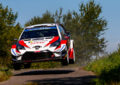 Rally Germania: Toyota monopolizza il podio
