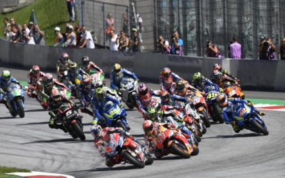 MotoGP: gli orari del weekend di Spielberg in TV