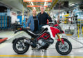 Ducati Multistrada a quota 100.000