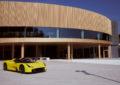 Domenica in Dallara per la mostra di Lorenzo Benetton e il GP di Russia