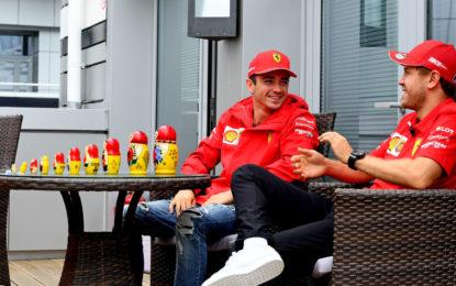 La Ferrari affronta Sochi unita e compatta