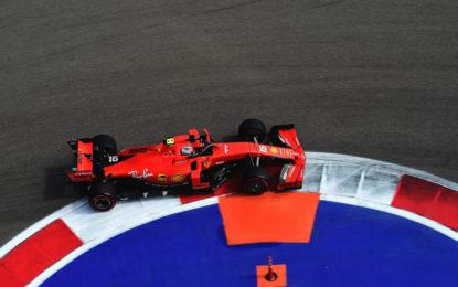 Russia: per la Ferrari c'è ancora margine di miglioramento