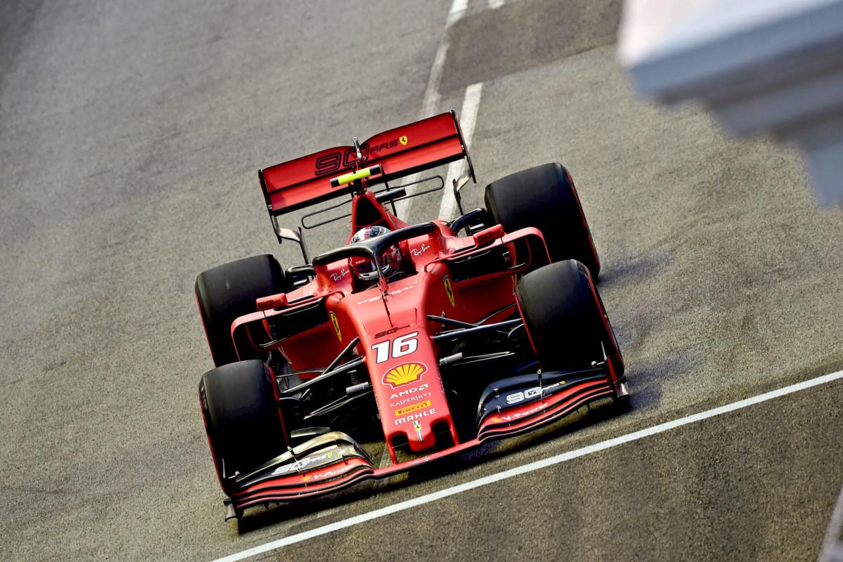 Singapore: Leclerc, Hamilton, Vettel nelle FP3