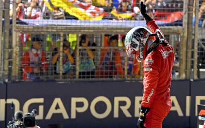 La Ferrari a Singapore è la prova che mai dire mai