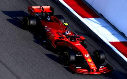 Russia: Ferrari delusa ma agguerrita per le prossime gare