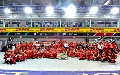Ferrari: quando primo e secondo vale più di una doppietta