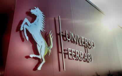 A Fiorano apre Universo Ferrari