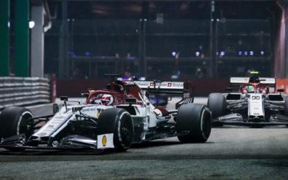 Alfa Romeo Racing perde l'appello per il GP di Germania