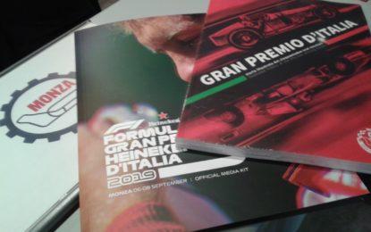 Presentato il GP d'Italia 2019. Con un passo verso il rinnovo