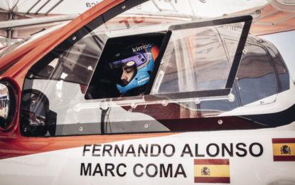 Coma al fianco di Alonso con Toyota Gazoo Racing