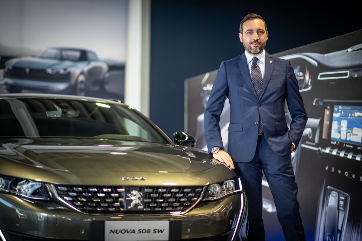 Rocco Scocozza nuovo Direttore Vendite Peugeot Italia