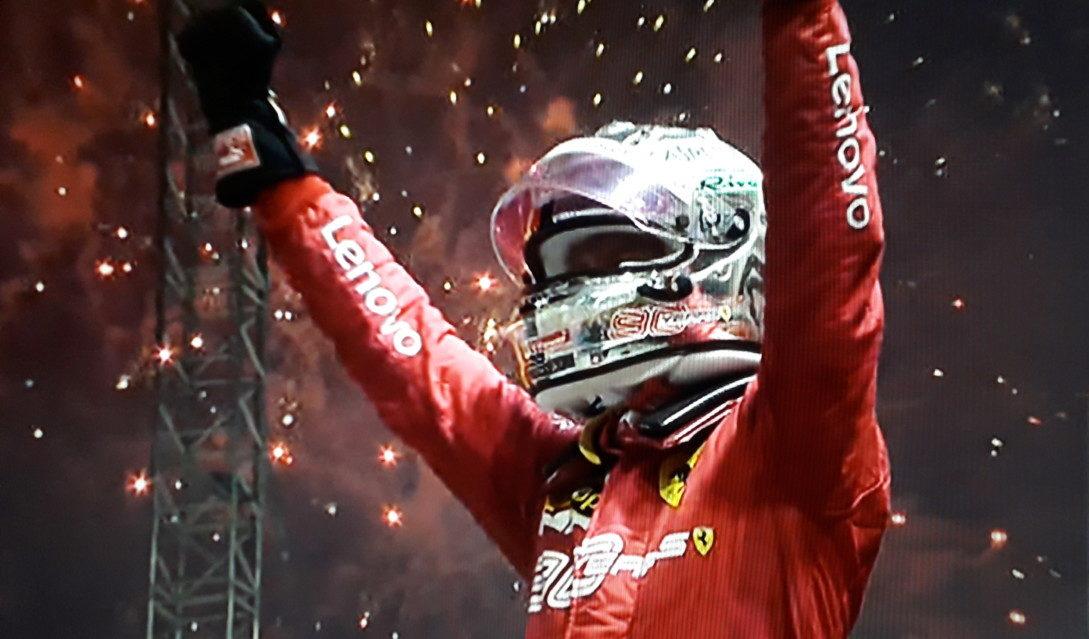 Via Vettel ora anche la Ferrari avrà il maggiordomo. Tutti contenti?