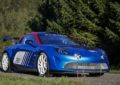Alpine A110 Rally pronta a entrare in scena