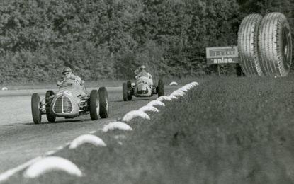 Pirelli e Monza: vite parallele